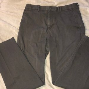 Men's express dress pants grey